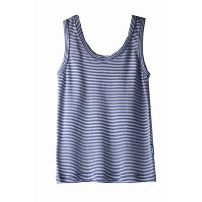 Oneway kék csíkos fiú trikó
