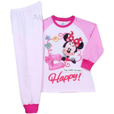 Pampress rózsaszín Minnie Mouse pizsama