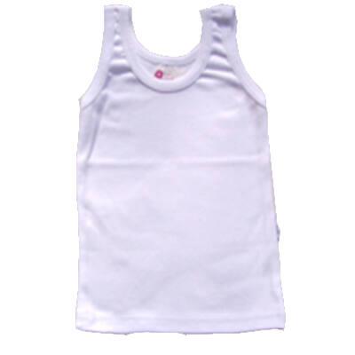 Leo-poldi fehér lány trikó