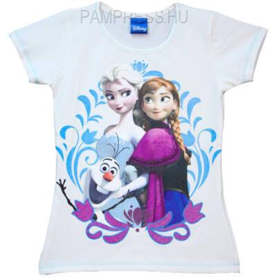Pampress fehér jégvarázsos póló